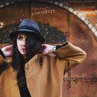 Model I :: Irina Izvekova