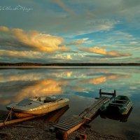 Полночь полярного дня :: Александр Морозов