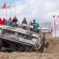 Первый этап кубка Ростовской области по трофи-рейдам на внедорожниках :: Андрей Lyz