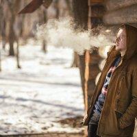 Дым :: Женя Рыжов