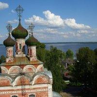 Осташков, озеро Селигер :: El Кондукова