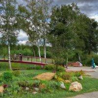 Кемерово, парк Кузбасский :: Edward Metlinov