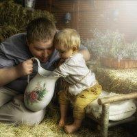Отец и сын :: Анна Гостева