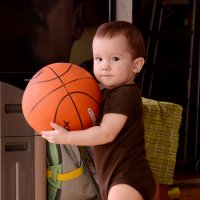 Юный баскетболист :: Александра nb911 Ватутина