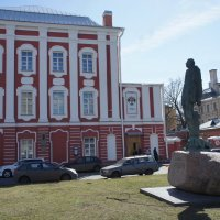 Первый в России памятник известному ученому и правозащитнику Андрею Сахарову :: Елена Павлова (Смолова)