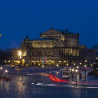 Дрезден, оперный театр :: Виталий Латышонок