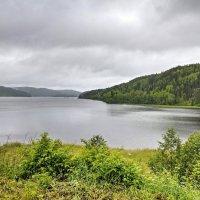 Вид на Ладожское озеро :: Константин