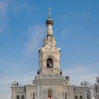 Храм Успения Пресвятой Богородицы. :: Edward J.Berelet