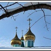 Троицкий собор (фрагменты) Ижевск :: muh5257