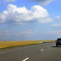 Все дороги ведут вперёд и только вперёд. :: Валентина ツ ღ✿ღ