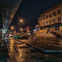 Ночной город :: Олег Окселенко