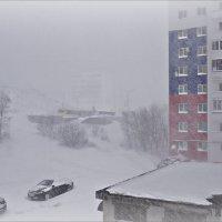 Третий день метель... :: Кай-8 (Ярослав) Забелин
