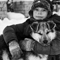 У меня теперь есть друг, преданный и верный ... :: Евгений Юрков