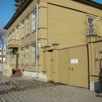 Музей-Усадьба А.Н.Толстого в Самаре и БУРАТИНО :: марина ковшова