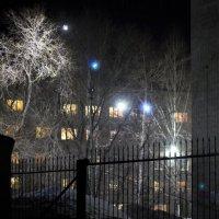 Ночь и тишина :: Иван Пархутов