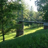 Макариевский мост над Макариевским оврагом. :: Мара Абрамова