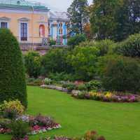 Фрейлинский сад. :: Наталья