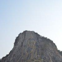 Гора золотого Будды Кхао Чи Чан :: Елена