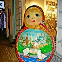 Матрешка в Казани :: Надежда