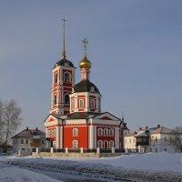 Варницкий монастырь :: галина северинова