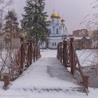 Храм Рождества Иоанна Предтечи в Дубне. :: Виктор Евстратов