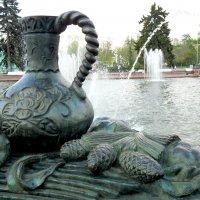 Открытие фонтанов.. ВДНХ :: Galina ✋ ✋✋