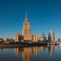 Москва. Гостиница Рэдиссон Украина :: Alexander Petrukhin