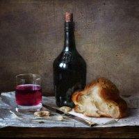 Натюрморт с хлебом :: lady-viola2014 -
