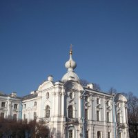 Смольный Монастырь :: Svetlana Lyaxovich