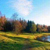 В старинном парке... :: Sergey Gordoff