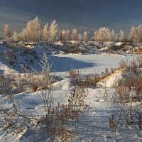 Вот так начиналась зима... :: Александр Попов