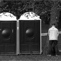 Писающий мальчик... :: Дмитрий Потапов