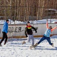 Зимние игры... :: Дмитрий Сиялов