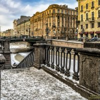 Вознесенский мост* :: Valeriy Piterskiy
