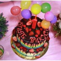 Первый юбилейный тортик! ) :: Райская птица Бородина