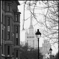 Моя Москва :: Михаил Малец