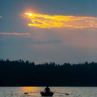 На рыбалку :: Алексей Матюш
