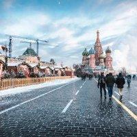 Красная площадь :: Игорь Капуста