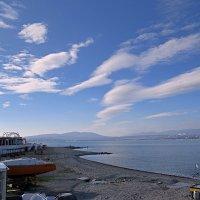 Облако с фонарём :: Валерий Дворников