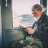 Чтение... :: Сергей Офицер
