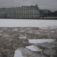 Лед тронулся :: Svetlana Lyaxovich