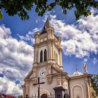 Католический Кафедральный Собор Успения Пресвятой Богородицы. :: Вахтанг Хантадзе