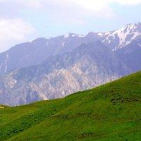 Зеравшанские горы :: Денис Кораблёв