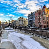 Канал Грибоедова*** :: Valeriy Piterskiy