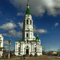 Александро-Невский храм. :: Анатолий. Chesnavik.