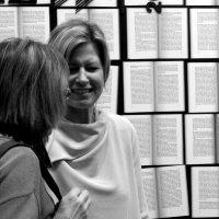 Писательница и читательница :: Tanja Gerster