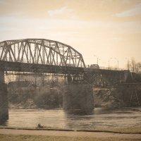 Полоцк, старый мост :: Вера Аксёнова