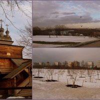 Коломенский парк весной ( Москва) :: Вера (makivera)