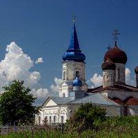 Церковь Рождества Богородицы в дер. Иванище :: Игорь Егоров