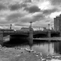 Сампсониевский мост. Санкт-Петербург. :: Сергей Еремин
